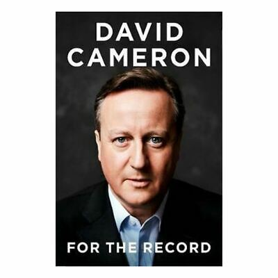 For the Record by David Cameron 2019 (E-ß00K)
