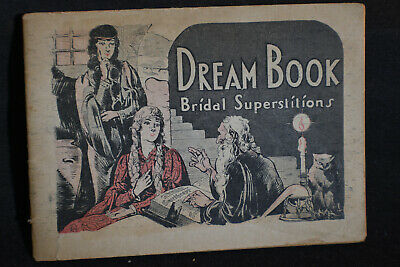*EARLY* Dream Book Bridal Suppositions Dr Pierce, Buffalo, NY