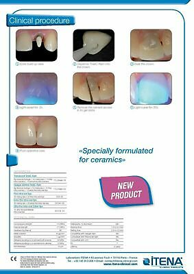 Dental Self-Adhesive Resin Permanent Cement for All Ceramic Crowns 8gm Syringe