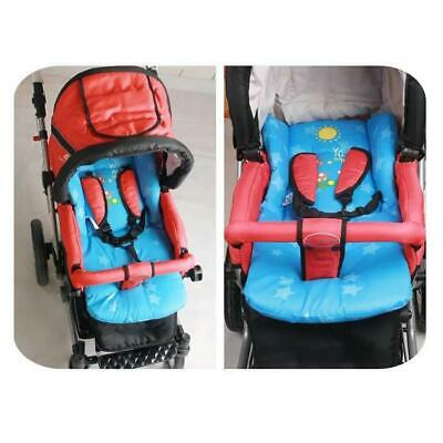Baby Stroller Cushion Child Cart Seat Cushion Pushchair Cotton Thick