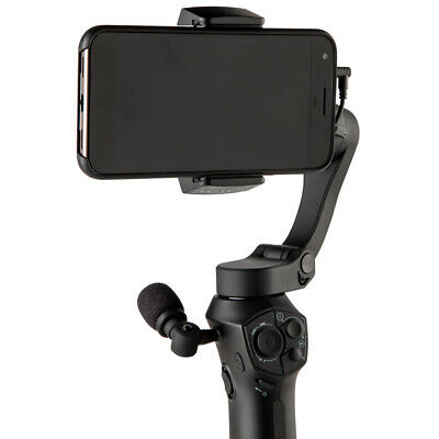 Benro X-Series 3XS Lite 3-Axis Smartphone Gimbal Stabilizer  + Microphone Kit