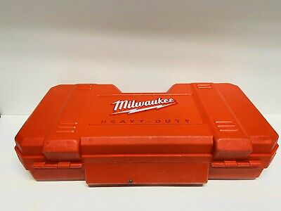 Milwaukee 12 Amp Sawzall Reciprocating Saw with Case 6509-31 Corded