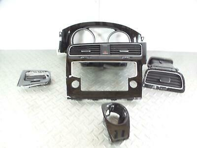 2013 VOLKSWAGEN GOLF Diesel Hatchback Dash Trim Panels