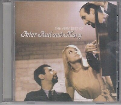Very Best of PETER PAUL & MARY Rhino 2005 CD Puff the Magic Dragon Wedding Song
