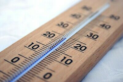 Wall Thermometer Jumbo Size Half Meter Wooden Free Shipping World Wide