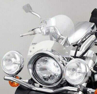 Windschild Roadster Puig Hyosung Cruise I 97-98 klar