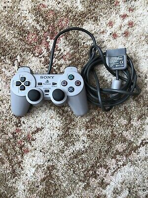 Sony Playstation One PSone - Official Analog SCPH-1200 Controller - PS1