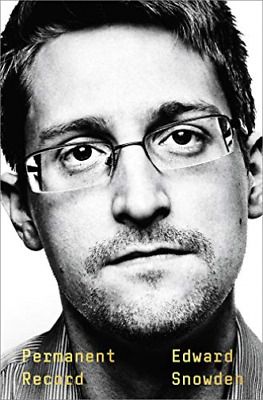 Snowden Edward-Permanent Record HBOOK NEW