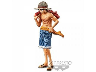 Figurine - One Piece - Magazine - Monkey D. Luffy - Banpresto