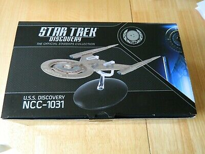 Eaglemoss Star Trek Discovery U.s.s Discovery Issue  Sold Out At Eaglemoss.