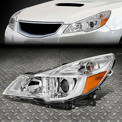 For 10-14 Subaru Legacy Outback Left Side Projector Headlight Lamp Su2502136