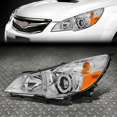 For 10-14 Outback Legacy Left Side Oe Style Projector Headlight Lamp Su2502136