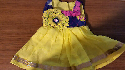 Handmade Doll clothes for American Girl Doll or 18 inch doll. DRESS