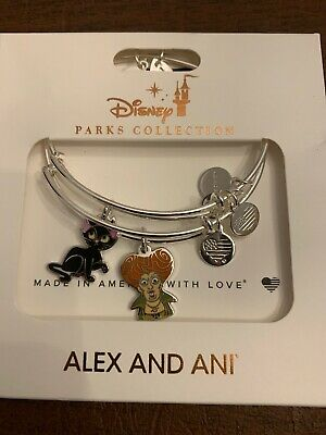 Alex And Ani Disney 2019 Hocus Pocus Bracelets Mickey's Not So Scary Halloween!