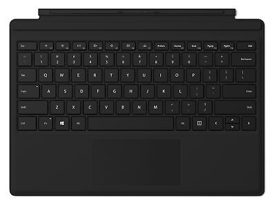Microsoft 1725 Type Cover Black for Surface Pro 3 4