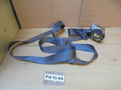 Renault Megane 2003-2008 Estate Passenger Rear Pre Tensioned Seat Belt 0402080
