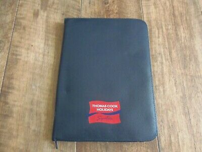 Thomas Cook Signature Vintage Travel Document Wallet Collectible