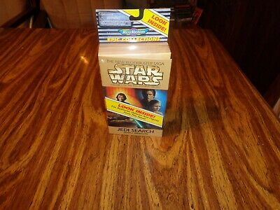 NOS Vintage 1996 Star Wars Micro Machines JEDI SEARCH Epic Collection ll