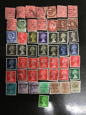 postage stamps collection used Pefines 1910 - now