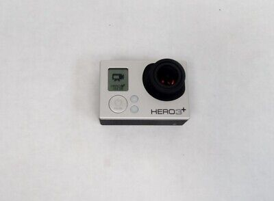 GoPro HERO 3+ Silver Edition Action Camera - 09/B19602A