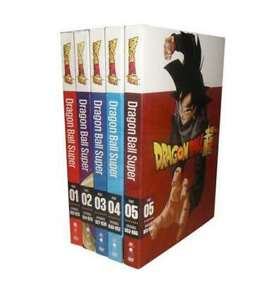Dragon Ball Z Super Part 1-5 DVD New Sealed Free Shipping