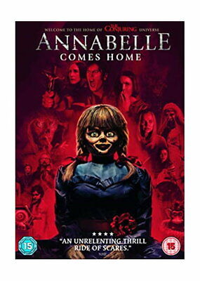 Annabelle Comes Home [2019] [New DVD]