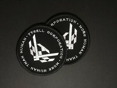 Blade Runner movie patch! Tyrell Corporation