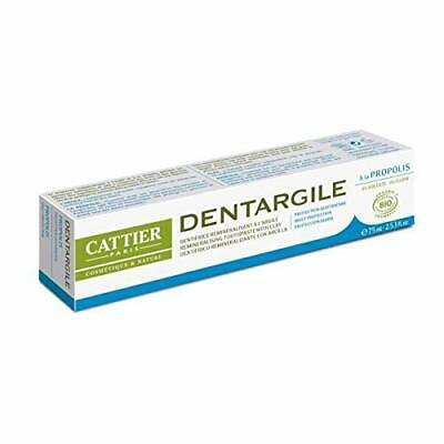 1830152-Cattier Dentargile Dentifricio Propoli all'Argilla, 75 ml