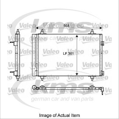 New Genuine VALEO Air Conditioning Condenser 818171 Top Quality