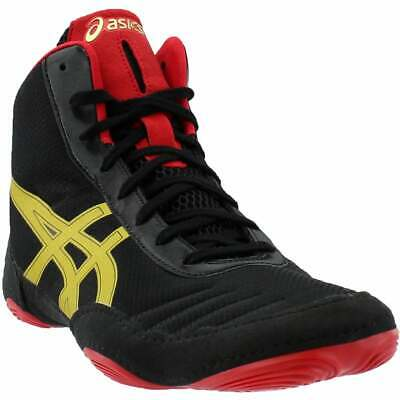 ASICS JB Elite V2.0  Athletic Wrestling  Shoes Black - Mens - Size 13 D