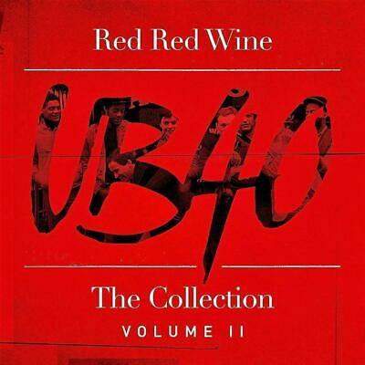 Ub40 - Red Red Wine-The Collection Vol.2 (New Sealed Cd) Greatest Hits / Best Of