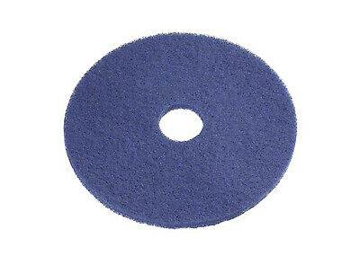 Americo Blue Cleaner Floor Pad - 15""