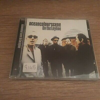 Ocean Colour Scene * On The Leyline * Cd Album 2007 Excellent