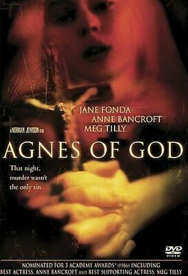 Agnes Of God DVD Widescreen Subtitles English French Spanish Portuguese