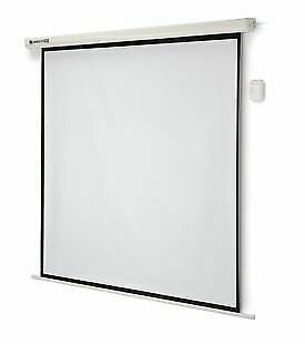 NEW! Nobo 1901971 Electric Projection Screen