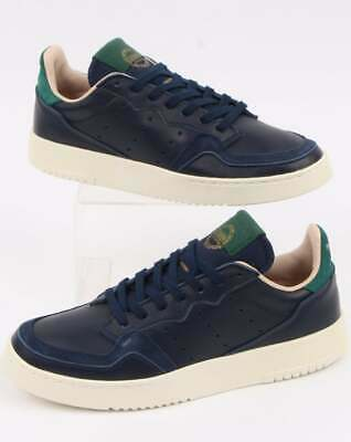 ADIDAS SUPERCOURT TRAINERS in Navy Blue