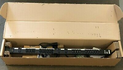 Eaton EBAB22 power distribution unit (PDU) 0U Black 24 AC outlet(s)
