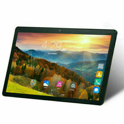 """10.1"""" inch 6GB+64GB Tablet PC Computer Laptop Android 8.1 MTK6797 Ten Core US"""