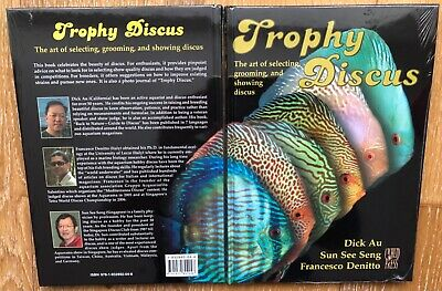 Trophy Discus. The art of selecting, grooming, and showing discus