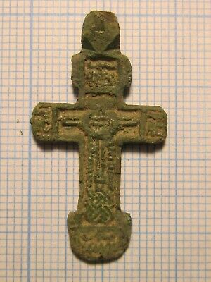 Ancient cross 16 century lot №28