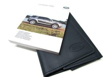 Land Rover Discovery Sport Owner Literature Pack Handbook Manual & Wallet