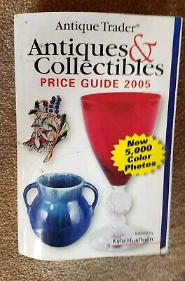 Antique Trader Antiques and Collectibles Price Guide 2005