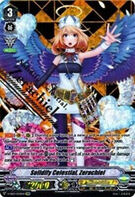 CARDFIGHT VANGUARD PANSY MUSKETEER SYLVIA V-EB03//0R03EN OR