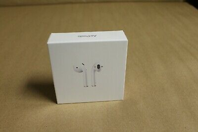 Authentic: Apple AirPods 2nd Generation with Charging Case - White *BRAND NEW*