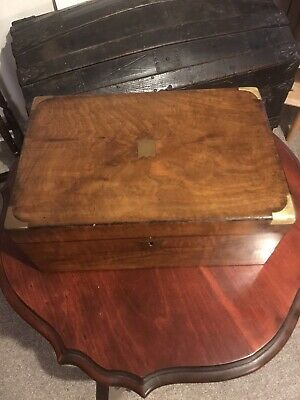 Antique Victorian Writing Slope
