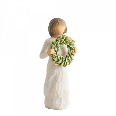 Willow Tree Magnolia Figurine 27603 Brand New & Boxed - RRP £21 NOW HALF PRICE!