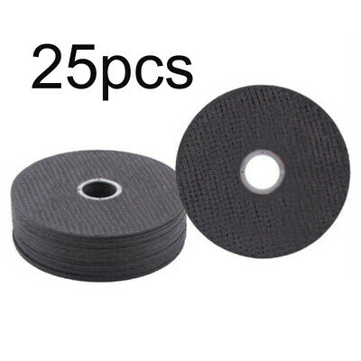 25pcs Angle Grinder Cutter Alumina Cut-off Wheels Cutting Discs Stainless Steel