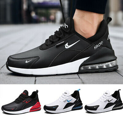 Mens Air Max-270 Trainers Running Sports Shoes Shock Shoes Outdoor Gym Sneakers