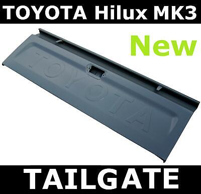 NEW Tailgate panel for Toyota Hilux Mk3 Mk4 Mk5 pickup with Hooks