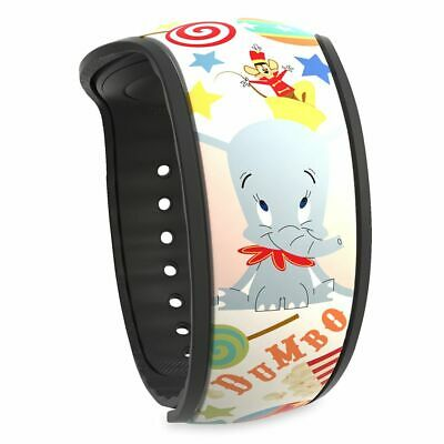 Disney Parks DUMBO MagicBand 2 Timothy The Mouse Magic Band  - NEW
